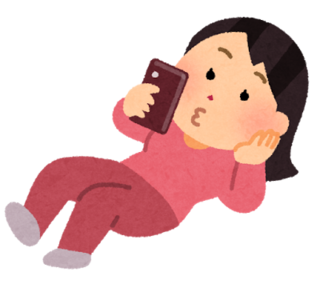 smartphone_neru_woman.png